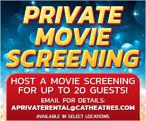 Private Movie Screening - Side