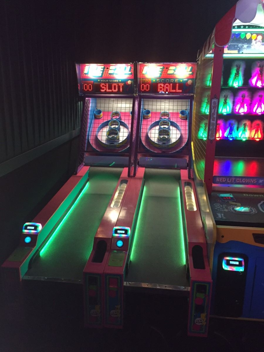 Coming Attractions Extreme Arcade