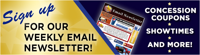 SIGN UP - EMAIL NEWSLETTER